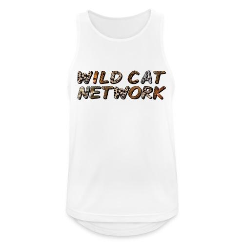 WildCatNetwork 1 - Men's Breathable Tank Top