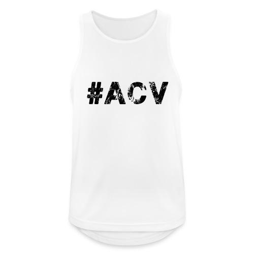 #ACV Logo - Männer Tank Top atmungsaktiv