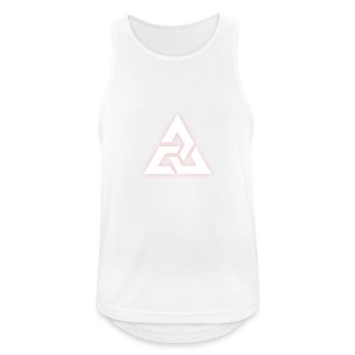 Großes Logo [JxsyFX] - Männer Tank Top atmungsaktiv