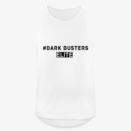 #Dark Busters ELITE - Männer Tank Top atmungsaktiv