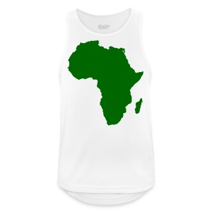 African styles green - Men's Breathable Tank Top