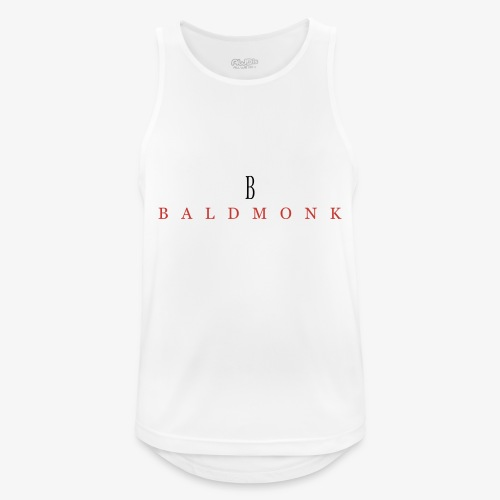 Baldmonk Classic Logo - Men's Breathable Tank Top