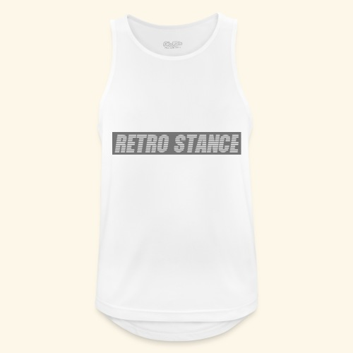 Retro Stance - Men's Breathable Tank Top