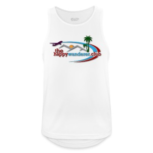 The Happy Wanderer Club - Men's Breathable Tank Top