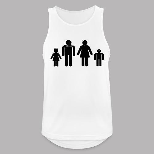 Freaky Family - Men's Breathable Tank Top