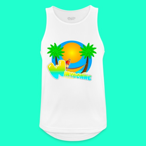 For The Summer - Men's Breathable Tank Top