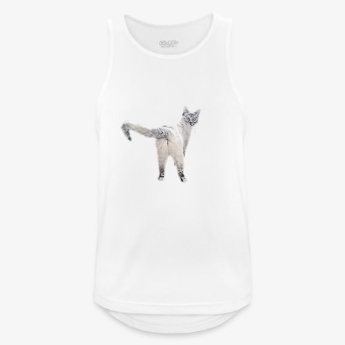 snow1 - Men's Breathable Tank Top