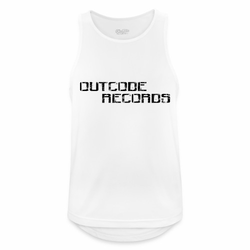 Letras para gorra - Camiseta sin mangas hombre transpirable