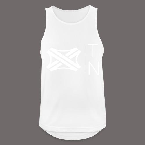 Tregion logo Small - Men's Breathable Tank Top