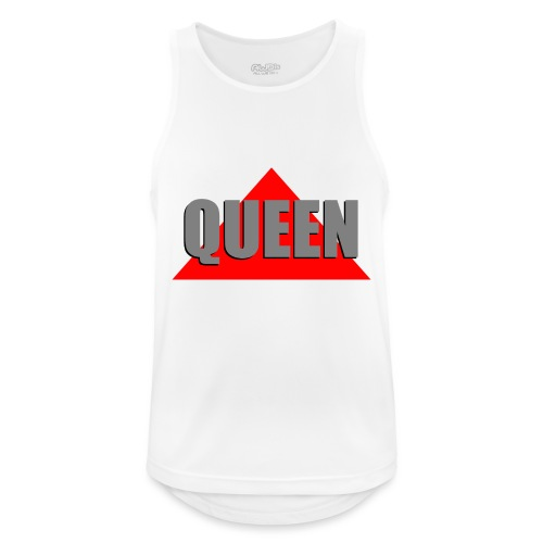 Queen, by SBDesigns - Débardeur respirant Homme