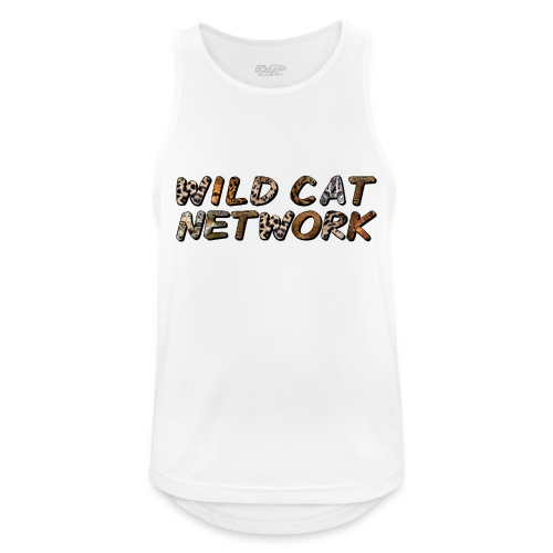 WildCatNetwork 1 - Men's Breathable Tank Top