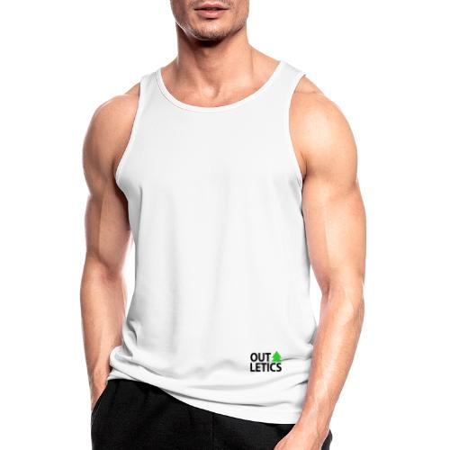 outletics basics - Männer Tank Top atmungsaktiv