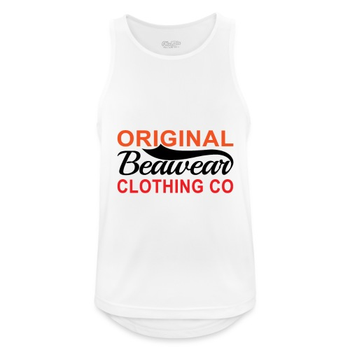 Original Beawear Clothing Co - Men's Breathable Tank Top