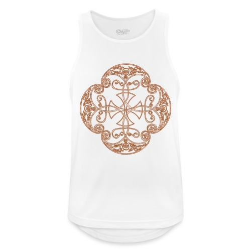 Anglian gold (Mellowed) - Men's Breathable Tank Top