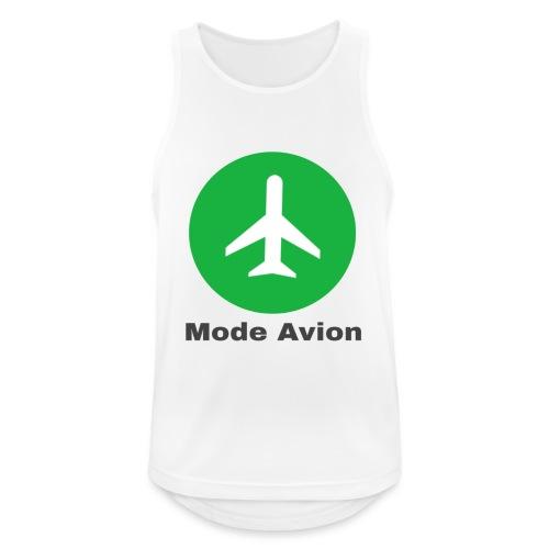 Mode Avion - Débardeur respirant Homme
