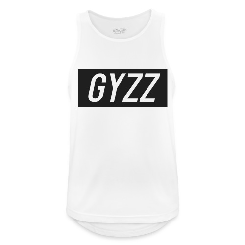 Gyzz - Herre tanktop åndbar