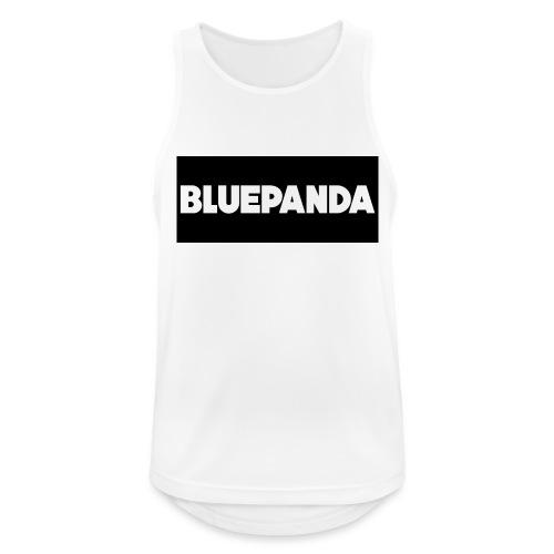 BLUE PANDA - Men's Breathable Tank Top