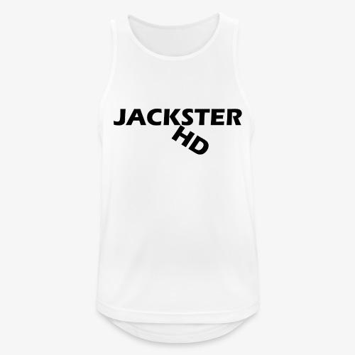 jacksterHD shirt design - Men's Breathable Tank Top
