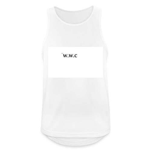 White Wolf Clothing - Herre tanktop åndbar