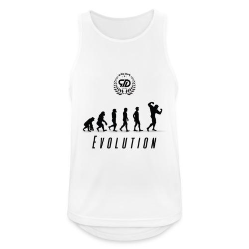EVOLUTION - Tank top męski oddychający