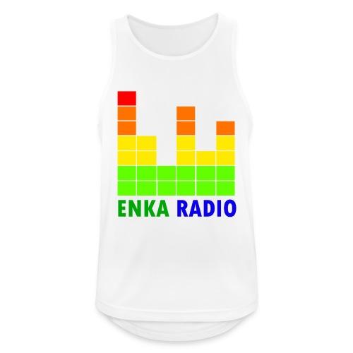 Enka radio - Débardeur respirant Homme