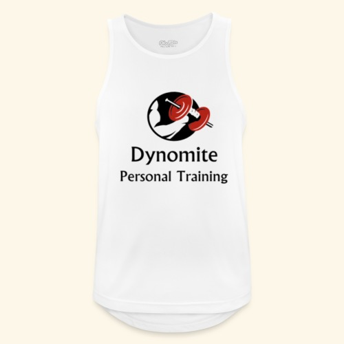 Dynomite Personal Training - Men's Breathable Tank Top