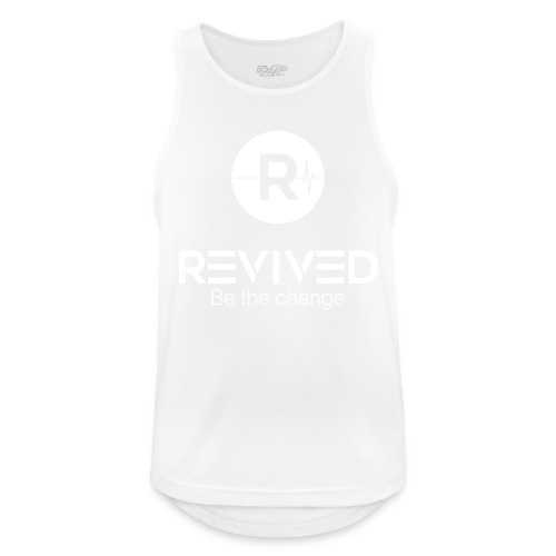 Revived Be the change - Men's Breathable Tank Top