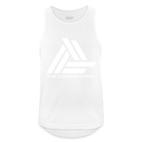 wit metnaam keertwee png - Men's Breathable Tank Top