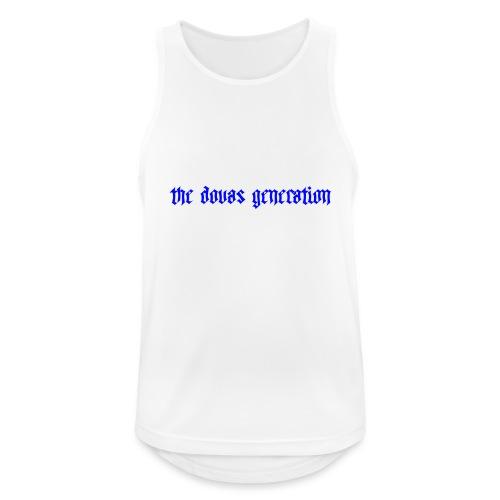 the dovas generation - Andningsaktiv tanktopp herr
