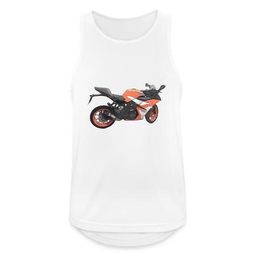 T-shirt Moto - Débardeur respirant Homme
