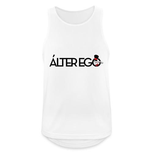 ÁLTER EGO - Camiseta sin mangas hombre transpirable
