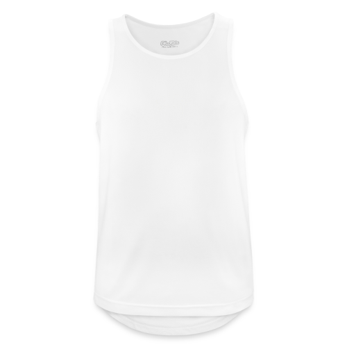 Keep calm and do burpees - Men's Breathable Tank Top