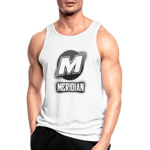 Meridian Merch - Männer Tank Top atmungsaktiv