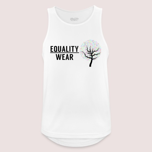Musical Equality Edition - Men's Breathable Tank Top