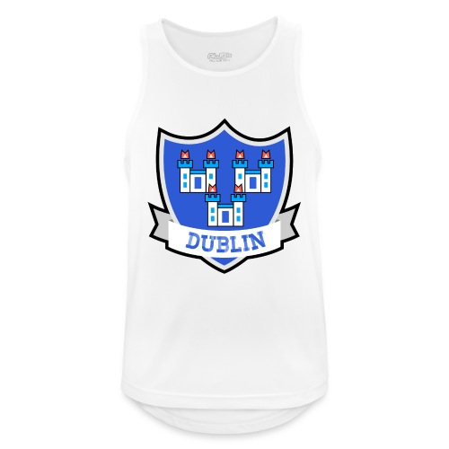 Dublin - Eire Apparel - Men's Breathable Tank Top