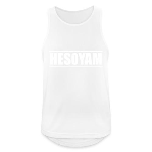 HESOYAM-white - Tank top męski oddychający