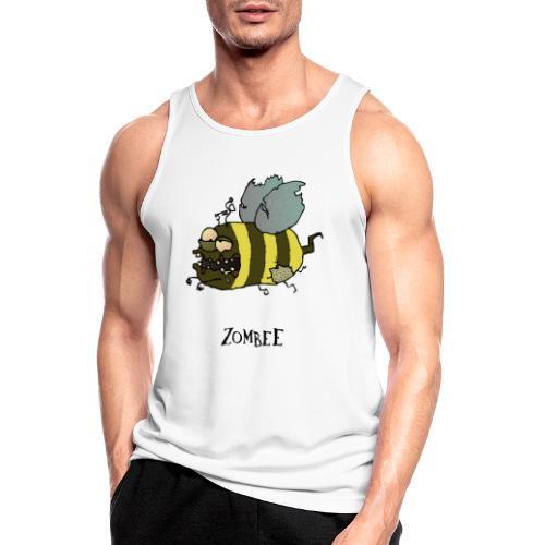 Zombee - Männer Tank Top atmungsaktiv