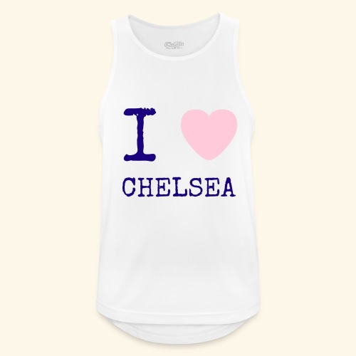 I Love Chelsea 2017 - Men's Breathable Tank Top