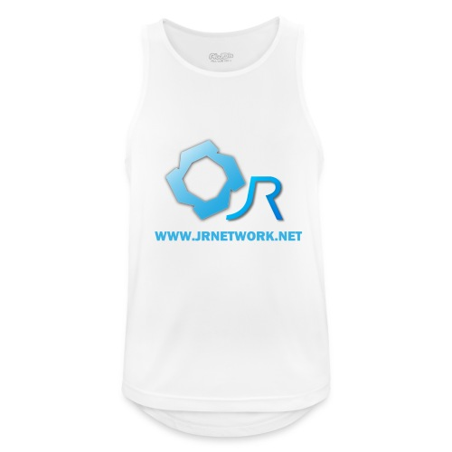 Official Logo - Men's Breathable Tank Top