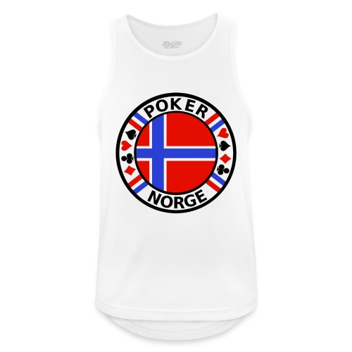 PoKeR NoRGe - Men's Breathable Tank Top