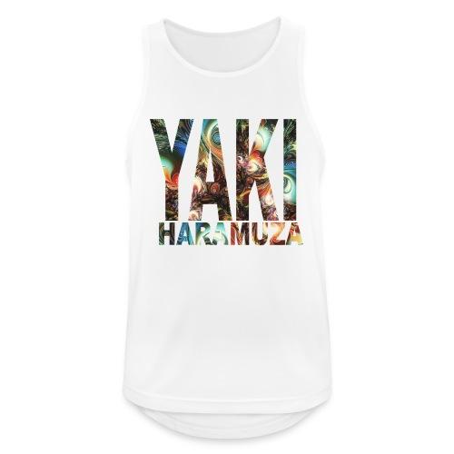 YAKI HARAMUZA BASIC HERR - Andningsaktiv tanktopp herr
