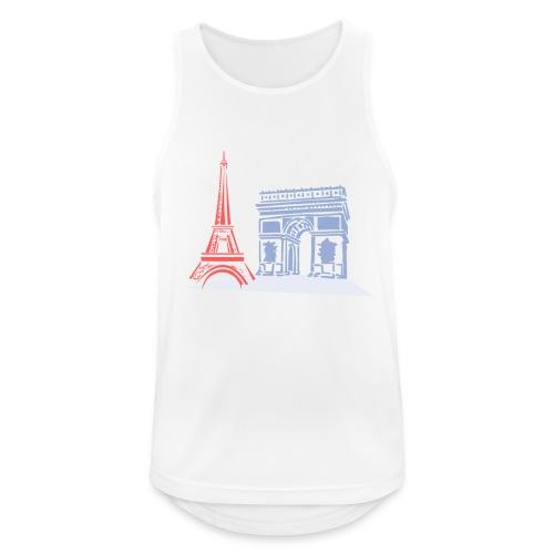 Paris - Débardeur respirant Homme