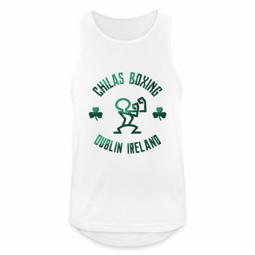 CHILAS™️ Fighting Irish - Männer Tank Top atmungsaktiv