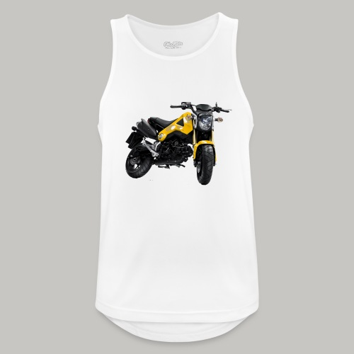 Grom Motorcycle (Monkey Bike) - Men's Breathable Tank Top