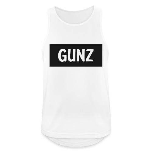 Gunz - Herre tanktop åndbar