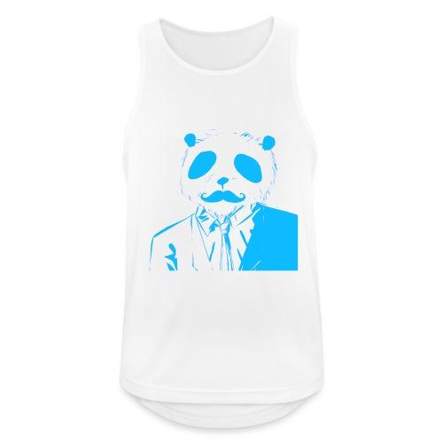 BluePanda Logo - Men's Breathable Tank Top