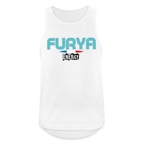 Furya 2021 Black - Débardeur respirant Homme