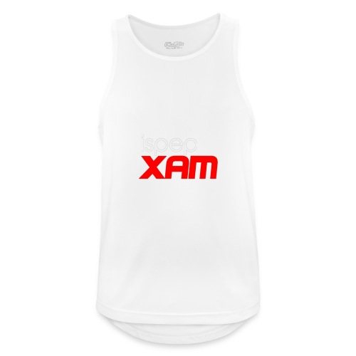 Ispep XAM - Men's Breathable Tank Top