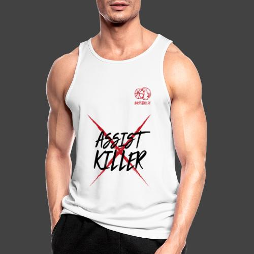 ASSIST KILLER - Männer Tank Top atmungsaktiv