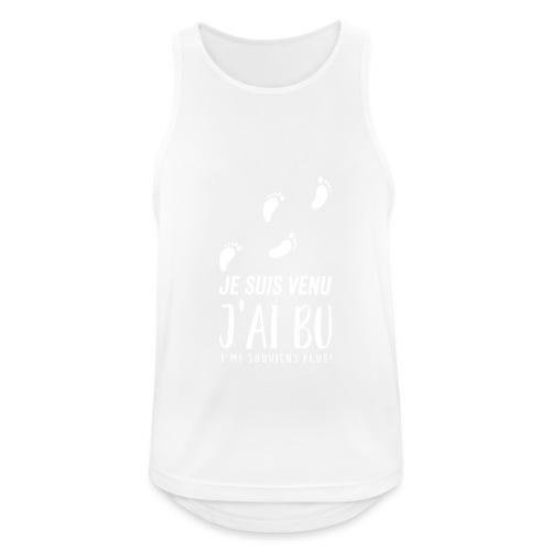 Tshirt Femme / homme - Débardeur respirant Homme